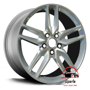 "CHEVROLET CORVETTE 2014 2015 2016 2017 2018 2019 19"" FACTORY ORIGINAL FRONT WHEEL RIM"