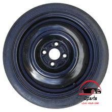 "Load image into Gallery viewer, NISSAN ALTIMA SENTRA 1993-2006 15"" FACTORY ORIGINAL WHEEL RIM SPARE"