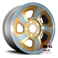 "Load image into Gallery viewer, GMC JIMMY S15 SONOMA 1998-2004 15"" FACTORY ORIGINAL WHEEL RIM"