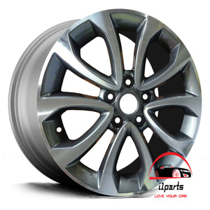 "NISSAN JUKE 2014 2015 2016 2017 17"" FACTORY ORIGINAL WHEEL RIM"