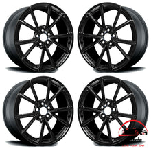 "Load image into Gallery viewer, SET OF 4 AUDI S4 2015 2016 19"" FACTORY ORIGINAL WHEELS RIMS"