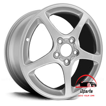 "Load image into Gallery viewer, CHEVROLET CORVETTE 2003 18"" FACTORY  ORIGINAL WHEEL RIM REAR"