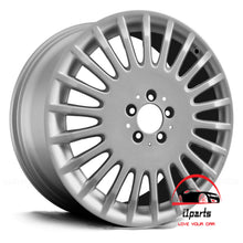 "Load image into Gallery viewer, MERCEDES CL600 2008 2009 19"" FACTORY ORIGINAL REAR WHEEL RIM"