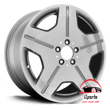 "Load image into Gallery viewer, MERCEDES CL550 CL600 2008 2009 18"" FACTORY ORIGINAL WHEEL RIM"