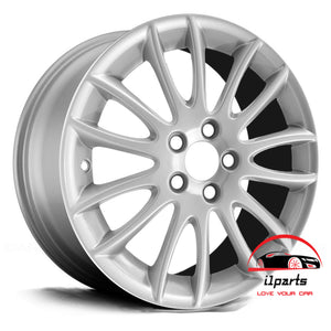 "VOLVO 30-40-50-70 SERIES 2008-2012 17"" FACTORY ORIGINAL WHEEL RIM ""SPARTACUS"""
