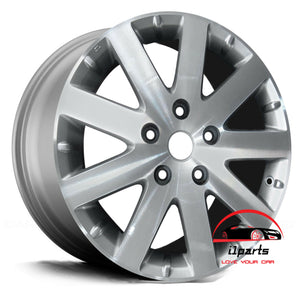 "CHRYSLER TOWN & COUNTRY 2008 2009 2010 17"" FACTORY ORIGINAL WHEEL RIM"
