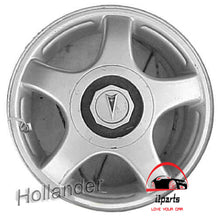 "Load image into Gallery viewer, PONTIAC WAVE 2005 14"" FACTORY ORIGINAL WHEEL RIM"