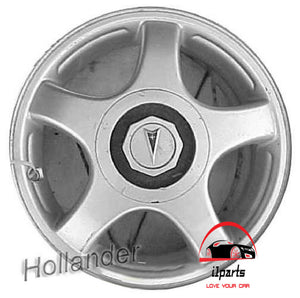 "PONTIAC WAVE 2005 14"" FACTORY ORIGINAL WHEEL RIM"