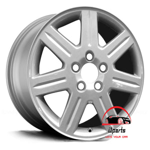 "VOLVO 30-40-50 SERIES 04 05 06 07 08 09 10 16"" FACTORY ORIGINAL WHEEL RIM"