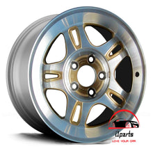 "Load image into Gallery viewer, CHEVROLET BLAZER S10, S10 2001 2002 2003 16"" FACTORY ORIGINAL WHEEL RIM"