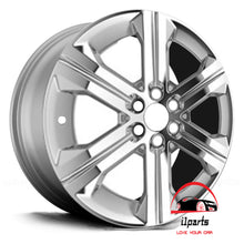 "Load image into Gallery viewer, GMC YUKON XL YUKON SIERRA 1500 SIERRA DENALI 2014-2020 22"" FACTORY OEM WHEEL RIM"