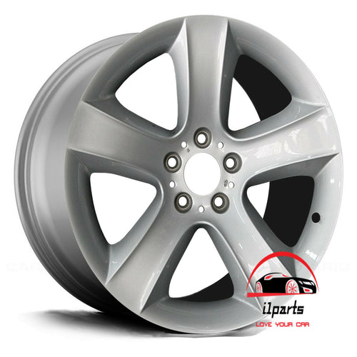 19 INCH ALLOY RIM WHEEL FACTORY OEM 71278 36116783243; 6783243