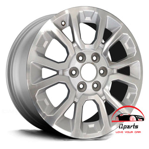 "GMC YUKON YUKON XL 1500 2015-2019 18"" FACTORY ORIGINAL WHEEL RIM"