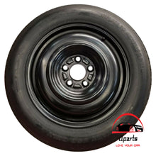 "Load image into Gallery viewer, NISSAN 35OZ 2006 2007 2008 2009 17"" FACTORY ORIGINAL WHEEL RIM SPARE"