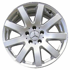 "MERCEDES E350 E550 2007 17"" FACTORY ORIGINAL WHEEL RIM"