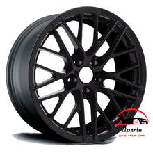 "Load image into Gallery viewer, CHEVROLET CORVETTE 2010 2011 2012 20"" FACTORY OEM WHEEL RIM REAR"