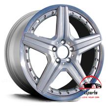 Load image into Gallery viewer, 19 INCH ALLOY RIM WHEEL FACTORY OEM FRONT 65501 2214000302