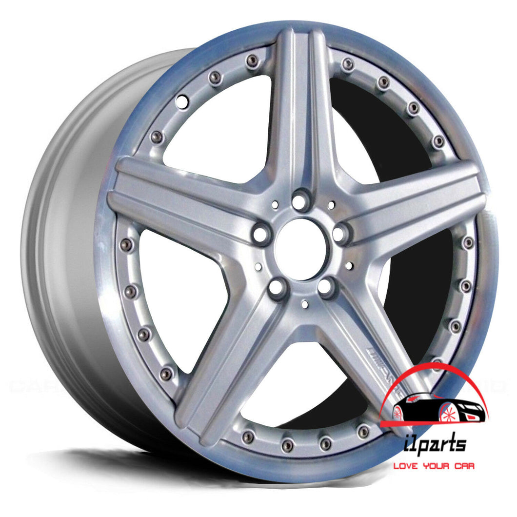 19 INCH ALLOY RIM WHEEL FACTORY OEM FRONT 65501 2214000302