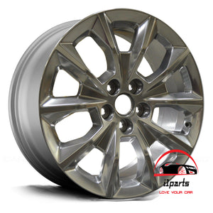 "CADILLAC CTS 2016 2017 2018 2019 19"" FACTORY ORIGINAL WHEEL RIM"