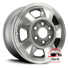 "Load image into Gallery viewer, CHEVROLET AVALANCHE, ASTRO, SUBURBAN, TOHOE 1500 2000-2003 16"" FACTORY OEM WHEEL RIM"