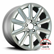 "Load image into Gallery viewer, MERCEDES SL550 SL600 2008 18"" FACTORY ORIGINAL REAR AMG WHEEL RIM"