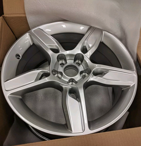 "LEXUS IS250 IS350 2015 18"" FACTORY ORIGINAL FRONT WHEEL RIM"