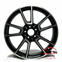 Load image into Gallery viewer, 19 INCH ALLOY RIM WHEEL FACTORY OEM AMG REAR 85449 A2054016500