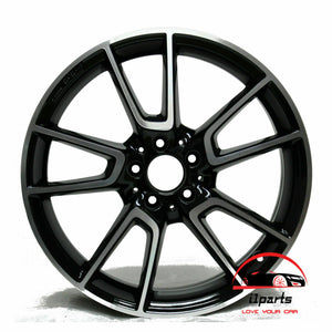 19 INCH ALLOY RIM WHEEL FACTORY OEM AMG REAR 85449 A2054016500