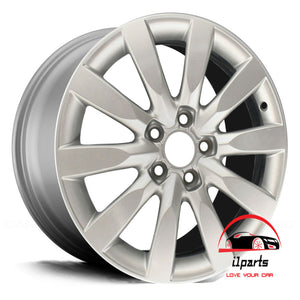 "AUDI A4 2009 2010 2011 2012 17"" FACTORY ORIGINAL WHEEL RIM"