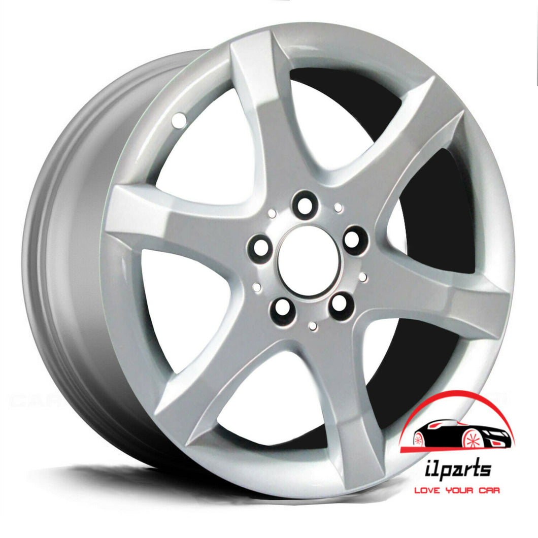 17 INCH ALLOY RIM WHEEL FACTORY OEM 65437 2034013602