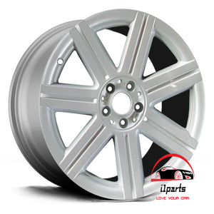 "CHRYSLER TOWN & COUNTRY 2010 16"" FACTORY ORIGINAL WHEEL RIM"