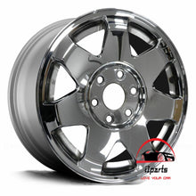 "Load image into Gallery viewer, CADILLAC ESCALADE  ESV ESCALADE EXT 2003-2006 17"" FACTORY ORIGINAL WHEEL RIM"