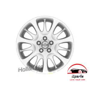 "VOLVO 30 SERIES 2009 2010 17"" FACTORY ORIGINAL WHEEL RIM ""PHORBAS"""