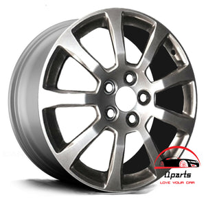 "CADILLAC CTS 2012 18"" FACTORY ORIGINAL WHEEL RIM"