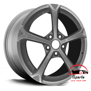 "CHEVROLET CORVETTE 2010 2011 2012 2013 18"" FACTORY OEM WHEEL RIM FRONT"