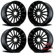 Load image into Gallery viewer, 18 INCH ALLOY AMG RIMS WHEELS FACTORY OEM 65363-65364,  A1714011802-A1714011902
