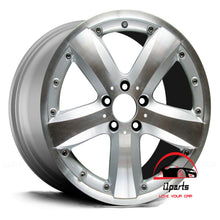 Load image into Gallery viewer, 18 INCH ALLOY RIM WHEEL FACTORY OEM 6535; A2094000802; A209.400.08.02; 20940008029