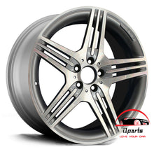 "Load image into Gallery viewer, MERCEDES CLS63 2009 2010 2011 19"" FACTORY ORIGINAL FRONT AMG WHEEL RIM"