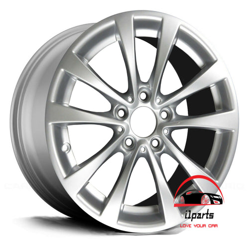 BMW 3 & 4 SERIES ACTIVEHYBID 3 2012-2018 17