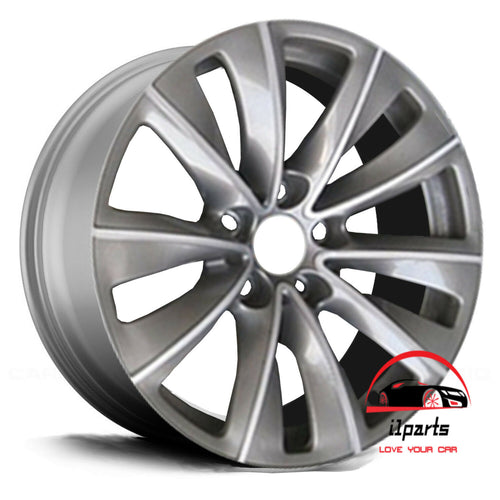 18 INCH ALLOY RIM WHEEL FACTORY OEM 71201 36116777350; 6777350