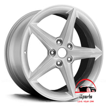 "Load image into Gallery viewer, CHEVROLET CORVETTE 2011 2012 2013 18"" FACTORY ORIGINAL WHEEL RIM FRONT"