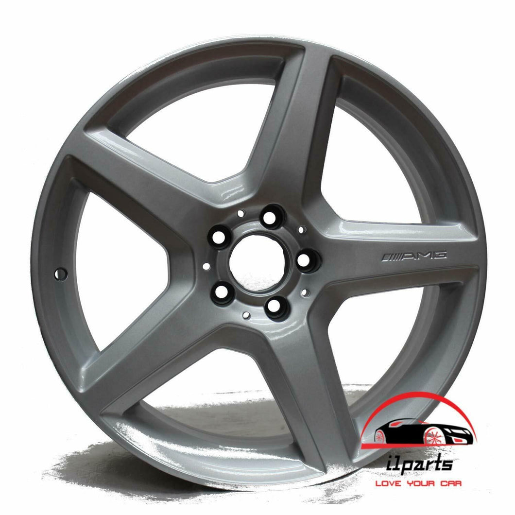19 INCH ALLOY FRONT AMG RIM WHEEL FACTORY OEM 65375 A2194011502