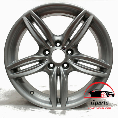 19 INCH ALLOY FRONT RIM WHEEL FACTORY OEM 71414; 36117842652; 7842652