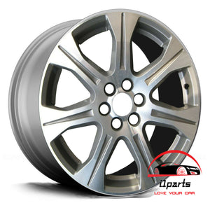 "CADILLAC SRX 2012 20"" FACTORY ORIGINAL WHEEL RIM"