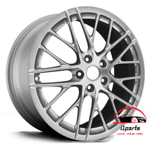 "Load image into Gallery viewer, CHEVROLET CORVETTE 2010 2011 2012 19"" FACTORY OEM WHEEL RIM FRONT"
