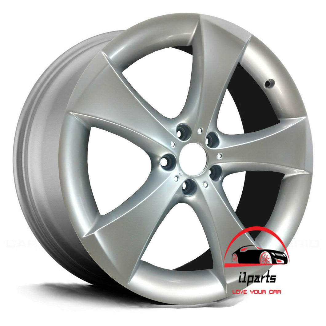 20 INCH ALLOY RIM WHEEL REAR  FACTORY OEM 71291 36116778589 6778589
