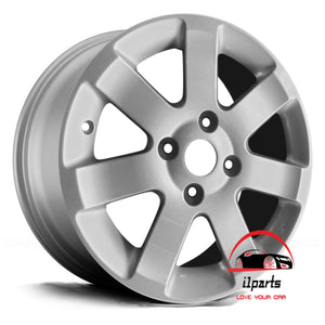 "NISSAN SENTRA 2009 2010 2011 2012 16"" FACTORY ORIGINAL WHEEL RIM"