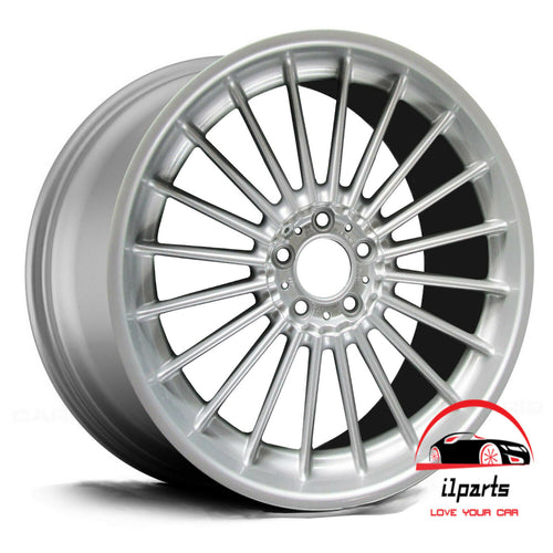 21 INCH ALLOY RIM WHEEL FACTORY OEM 71165  36107966287; 7966287