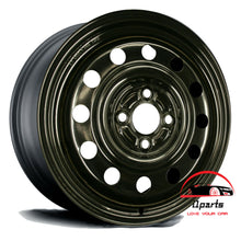 "Load image into Gallery viewer, SATURN ION 2003 2004 2005 14"" FACTORY ORIGINAL WHEEL RIM STEEL"