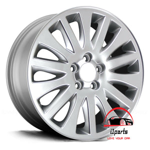 "VOLVO 80 SERIES 2004 17"" FACTORY ORIGINAL WHEEL RIM"